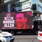 Hoodie Allen billboards las vegas