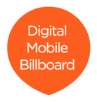 Digital Mobile Billboards