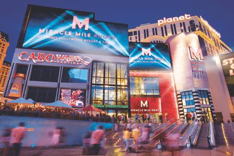 Billboards in Las Vegas